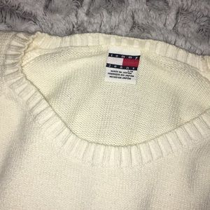 Tommy Hilfiger Sweaters - Tommy Hilfiger Large Logo Sweater